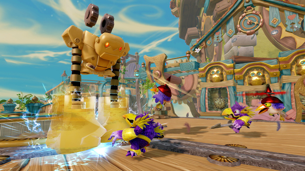 Skylanders Trap Team Jawbreaker 2 Skylanders Trap Team  Capturing evil to unleash them for good