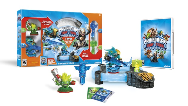 Skylanders Skylanders Trap Team  Capturing evil to unleash them for good