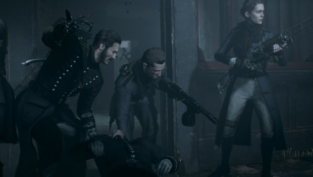 The Order 1886 gets direct feed screenshots 4 620x350 The Order: 1886 Gets a Release Date with its E3 Trailer