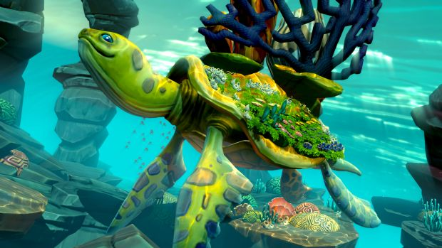 The Shoal Disney Fantasia: Music Evolved gets October release date, new realm