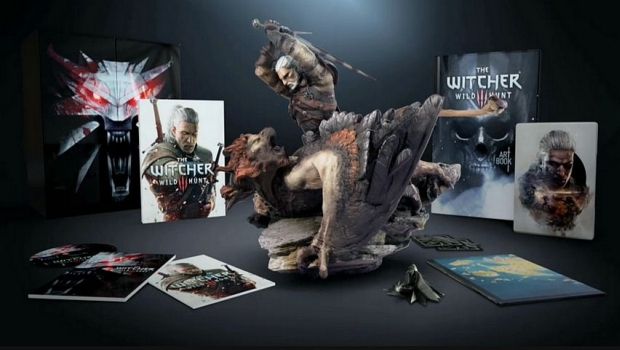 The Witcher 3 Wild Hunt Collectors Edition The Witcher 3: Wild Hunt gets new gameplay trailer, CE announced, and CCG version