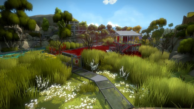 The Witness 06 620x348 The Witness paves a brilliant path for the puzzle exploration genre