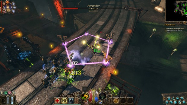 VanHelsingII Pre orderScreens 02 620x348 The Incredible Adventures of Van Helsing II PC Review   much more for the man in the hat