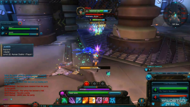 Wildstar2 An introductory glance at WildStar    Review in Progress