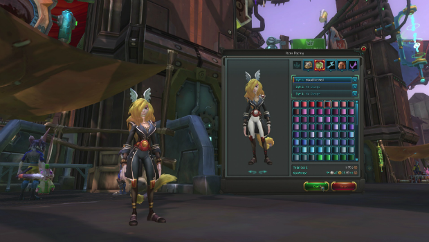 Wildstar3 An introductory glance at WildStar    Review in Progress