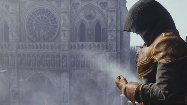 assassins creed unity 620x350 Ubisoft Walks Players Through Assassins Creed: Unity