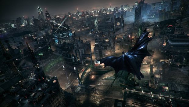batman arkham knight flying6 The brightest knight– Batman: Arkham Knight preview