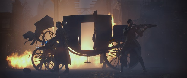 bmuploads 2013 06 12 4462 the order 1886 carriage The Order: 1886 is Atmospheric, Cinematic and Too Far Away