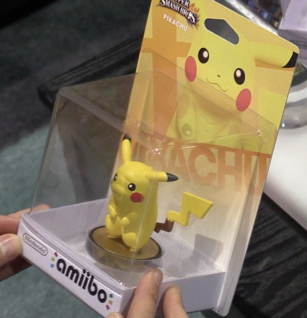 nintendo amiibo pikachu Prices for Nintendos Amiibo Figures May Have Been Leaked