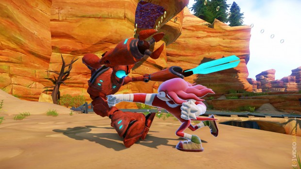 sonic boom 5 620x348 E3 2014: The Sonic Boom Games Dont Feel Like the Focus of Segas New Initiative
