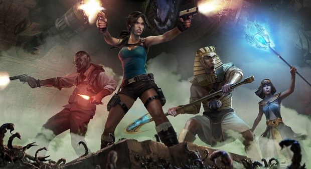 url Crystal Dynamics Reveals Lara Croft and the Temple of Osiris