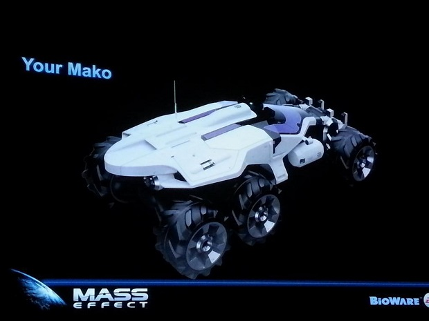 Bioware is Bringing the Mako Back in Next Mass Effect