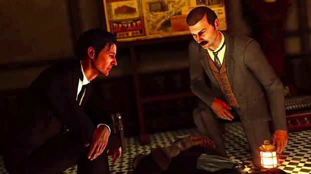 Frogwares Releases 20-Minute Video of Sherlock Holmes Crimes & Punishment