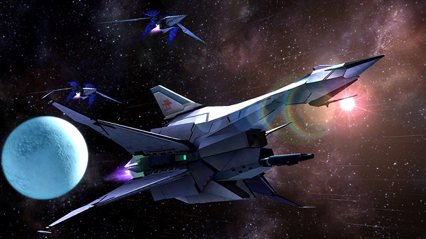 6w1LGVC Star Fox Stage for Next Super Smash Bros. Revealed