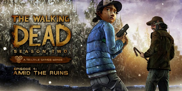 The Walking Dead: Amid the Ruins Coming Next Week