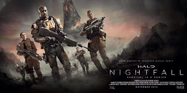 Microsoft Shows First Footage of Halo: Nightfall