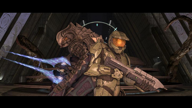 Master chief and the arbiter halo Arbiter Gets Spotlight in Master Chief Collection Trailer