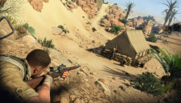 Sniper Elite 3 02 Sniping is poetry in slow motion, up until you pull the trigger   Sniper Elite 3 Review