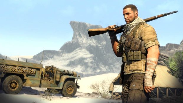 Sniper Elite 3 Gameplay Screenshot1 Sniping is poetry in slow motion, up until you pull the trigger   Sniper Elite 3 Review