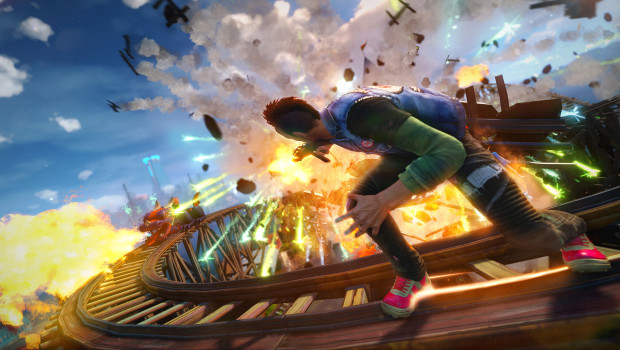 Xbox One Exclusive Sunset Overdrive gets a new bunch of screenshots 2 620x350 Sunset Overdrive Bundle Could Contain White Xbox One