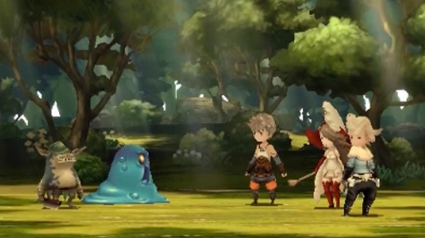 Bravely Default Surpasses 1 Million Copies Shipped