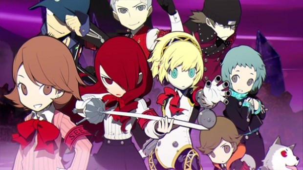 ccpersonaqdailyedit2 Persona Q Gets a November Release Date