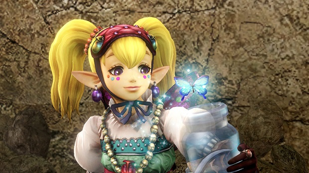 gal 64 Agitha Gets a Hyrule Warriors Showcase Trailer