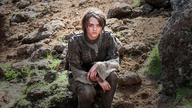 hbos game of thrones season 4 episode 10 4 Maisie Williams in Talks to Play Ellie in Last of Us Movie