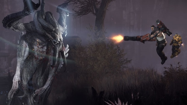 Evolve's Beta Coming in January Exclusively to Xbox One