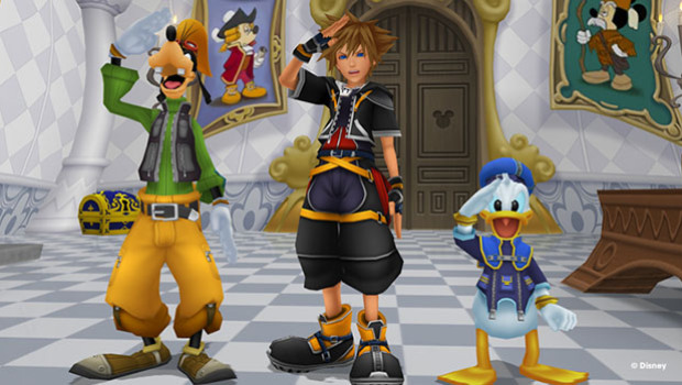 Square-Enix Compares Kingdom Hearts 2.5 to its Source Material