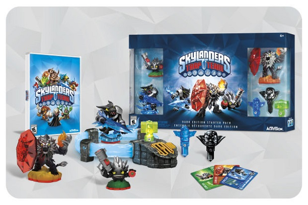Skylanders: Trap Team Dark Edition Revealed