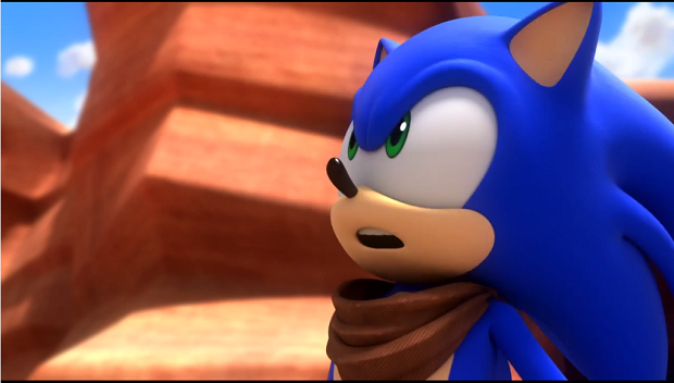 Go Behind The Scenes of the Sonic Boom TV Series