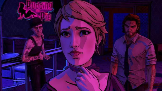 wolf11 620x348 The Wolf Among Us brings emotion, little else    The Wolf Among Us review