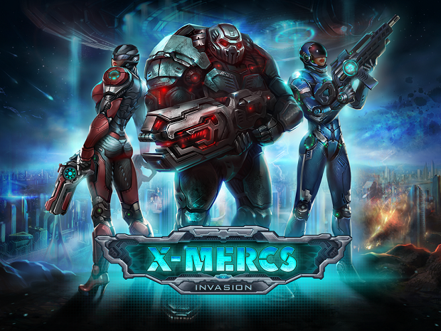 X-Mercs: Invasion's Gamescom Trailer Shows its Strategy-Based Combat
