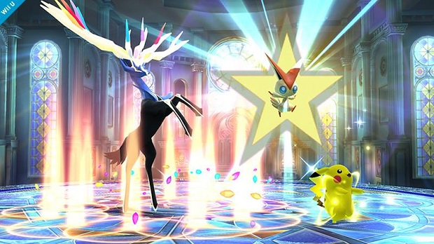 Super Smash Bros. 3DS and Wii U to Have Support Pokemon