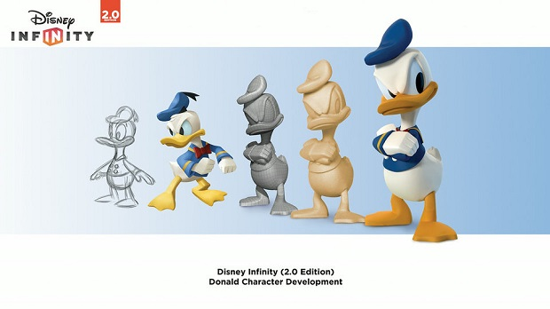 Donald Duck Joins Disney Infinity 2.0