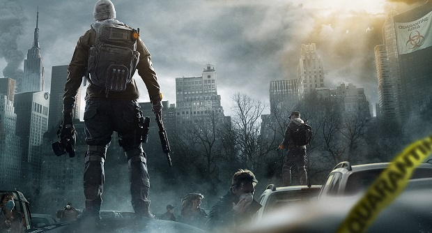 E The Division Will be Seen on Xbox One Hardware at Gamescom