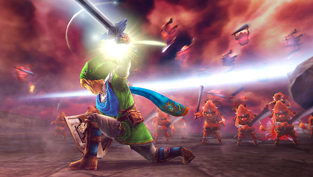 Hyrule Warriors Demos Reportedly Showing Up in NA Best Buys