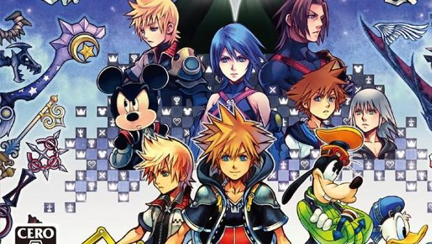 Square-Enix Showcases the New Features in Kingdom Hearts 2.5