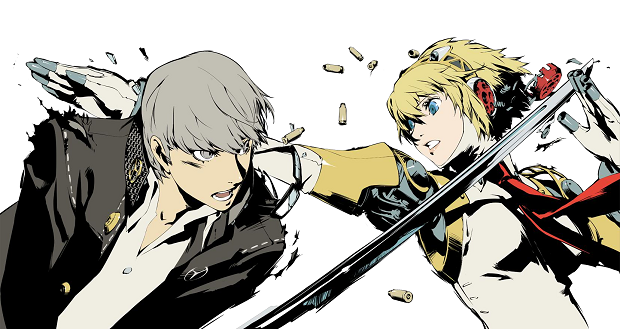 P4A Yu vs Aigis New Persona 4 Arena Ultimax Trailers Show off Veterans