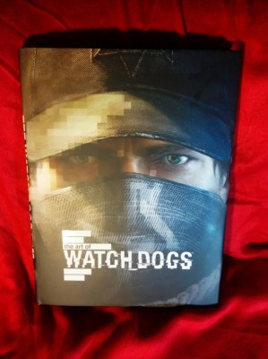 The Art of Watch Dogs - 01