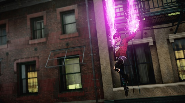 Infamous: First Light's Gamescom Trailer Reveals Plot Details