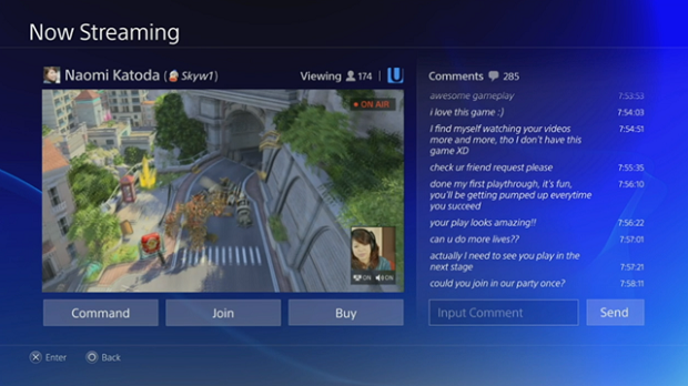 PlayStation 4 Update 2.00 to Add YouTube and Share Play