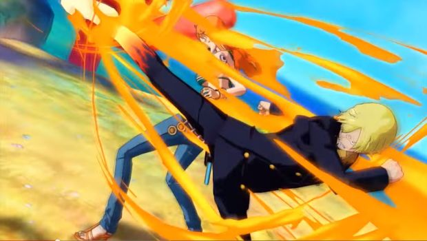 op UWR2 A nice straw hat, but a little loose  One Piece: Unlimited World Red review