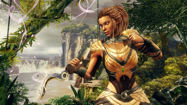 Maya Stars in Latest Killer Instinct Season 2 Trailer