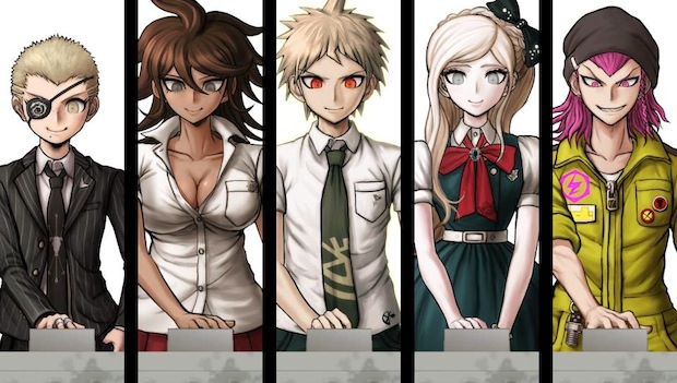Danganronpa: The Anatomy of Ultimate Despair