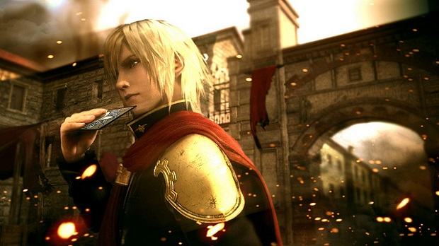 Latest Final Fantasy Type-0 Trailer Shows the Game's Facelift