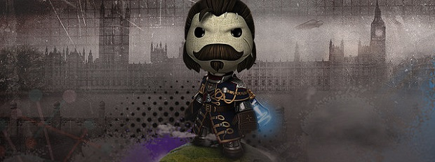 LittleBigPlanet Getting Metal Gear and Order: 1886 Costumes