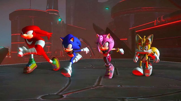 Sonic Boom for Wii U Coming a Week Early