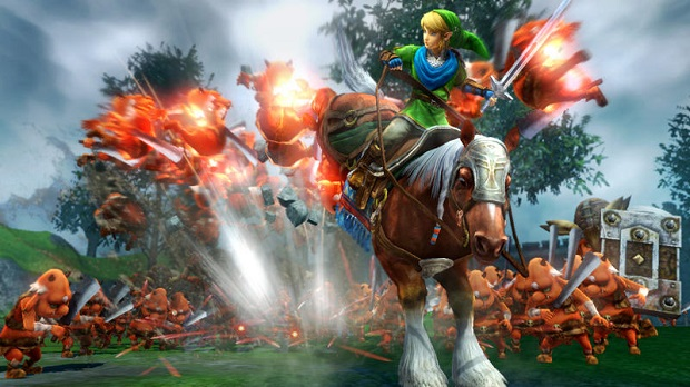 Epona Coming to Hyrule Warriors as DLC Next Month